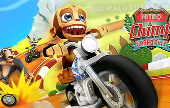 Nitro chimp grand prix