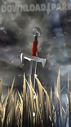 swords grass 3d