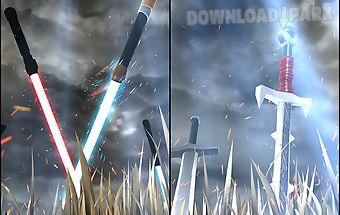 Swords grass 3d