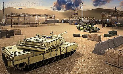 tank future battle simulator