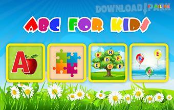Alphabet for kids (abc)