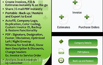 Invoice pdffree