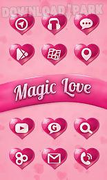 magic love go launcher