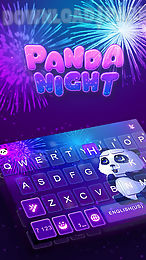 panda dream emoji keyboard