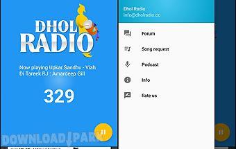 Dhol radio - punjabi radio