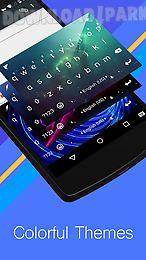 flash keyboard- emoji emoticon