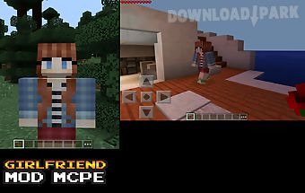 Girlfriend mod mcpe