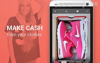 Vinted - sell buy swap fashion