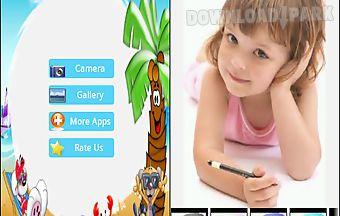 Cartoon/kids photo frames
