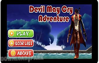 Devil may cry adventure