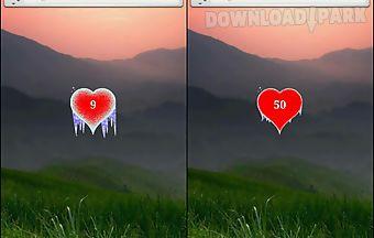Fire vs ice heart battery