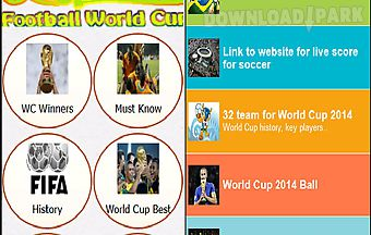 Football world cup quiz up with ..