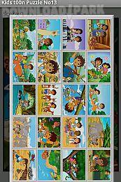 go diego classic tile puzzle