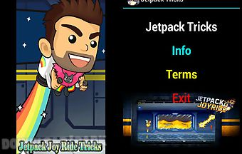 Jetpack joy ride tricks