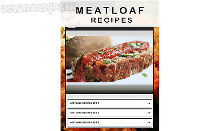 Meatloaf recipe android app free download in apk free apk files recipes apps forumfinder