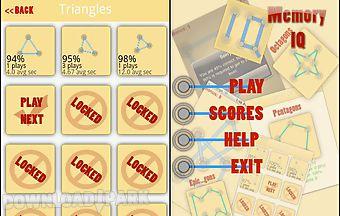 Memory iq game