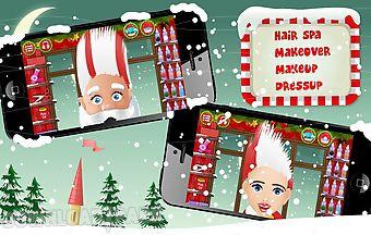 Santa hair saloon lite