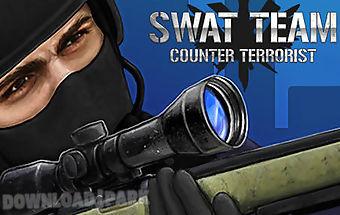 Swat team: counter terrorist