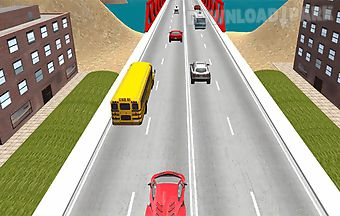 Traffic car race 3d