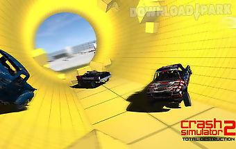Car crash simulator 2: total des..