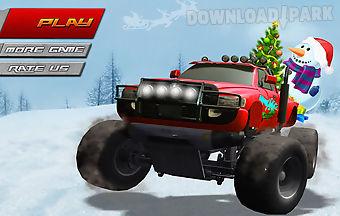 Christmas 3d car parking mania