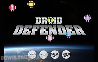 Droid defender free