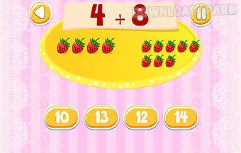 Fruity maths