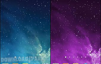 Galaxy: parallax