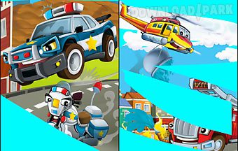 Scratch picture car game