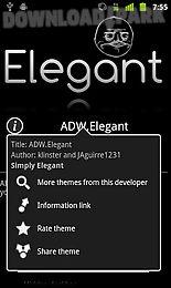 adw.elegant theme