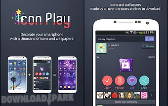 Creat icon - icon play