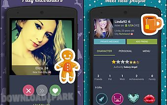 Galaxy - chat & meet people