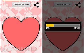 Love calculator love test