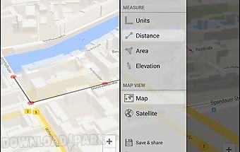Maps measure