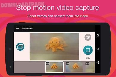 Stop Motion Cartoon Maker Android Anwendung Kostenlose Herunterladen
