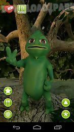 talking chameleon