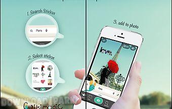 Wikimagic camera