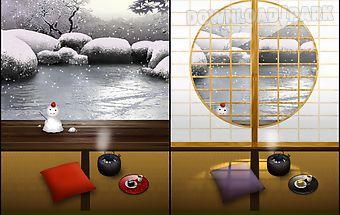 Zen garden -winter- lw