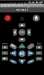goflex tv remote control
