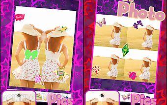 Mirror photo - pics editor