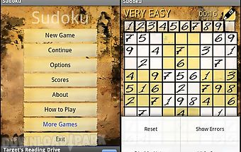 Sudoku - brain training