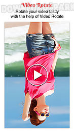 Video rotate android app free download in apk the description of video rotate video rotate is an effective video editor app which can be used to quickly rotate and view a video in different angles like ccuart Gallery