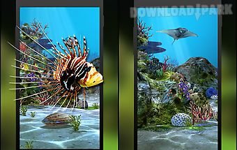 3d Aquarium Live Wallpaper Android Live Wallpaper Free