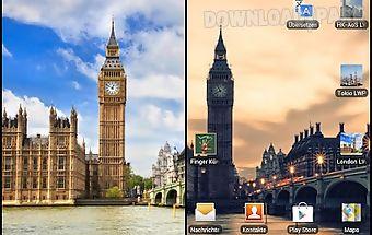 London day & night