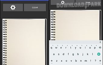 Notepad (notepad) free