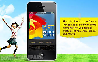 Photo art studio - camera hd
