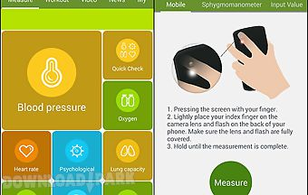 4free blood pressure measure