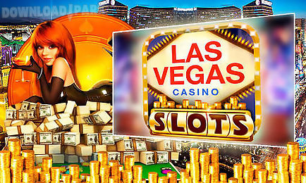 big las vegas casino: slots machine