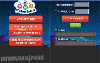 Body mass index calculator - bmi..