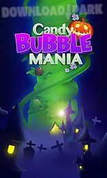 candy bubble mania: happy pumpkin bubble
